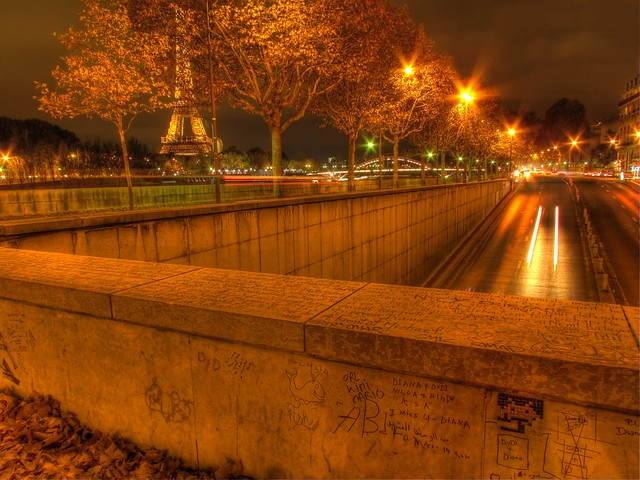 Pont De L Alma Road Tunnel Flickr Photo Sharing