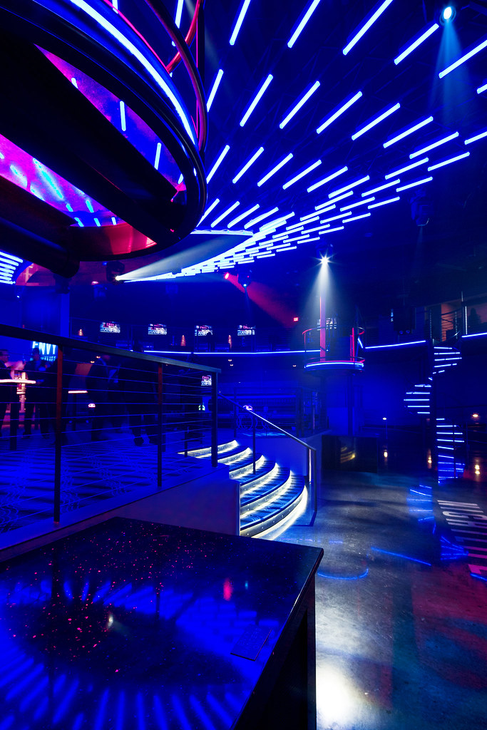 ... Nightclub Bar And Lounge Interior Design | Nightclub Theming | Interior  LED Lighting Design | Envy
