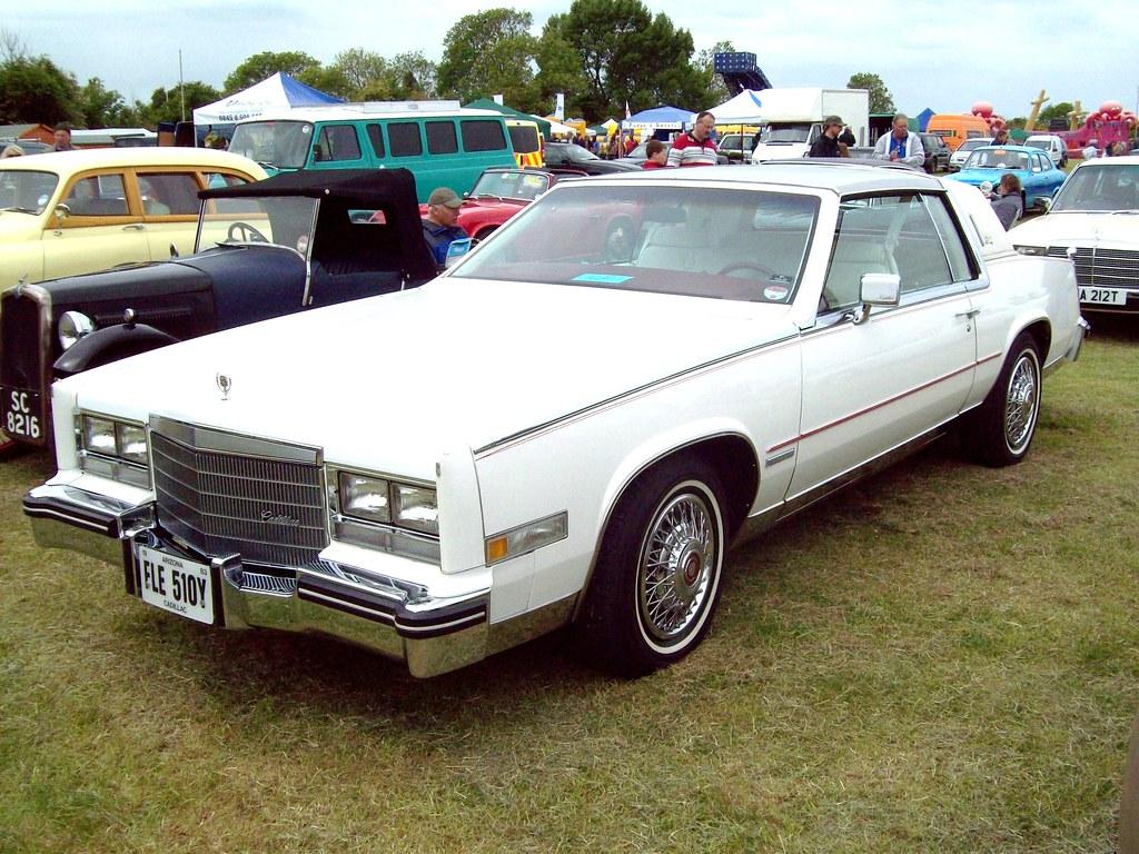 A C D B on Cadillac Eldorado 1981 368 Engine