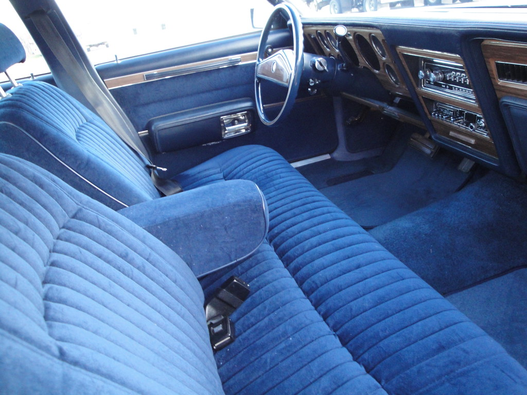 New Dodge Car >> 1980 Dodge St.Regis Front Seat | Greg Gjerdingen | Flickr