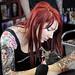 Ginger Tat Artist