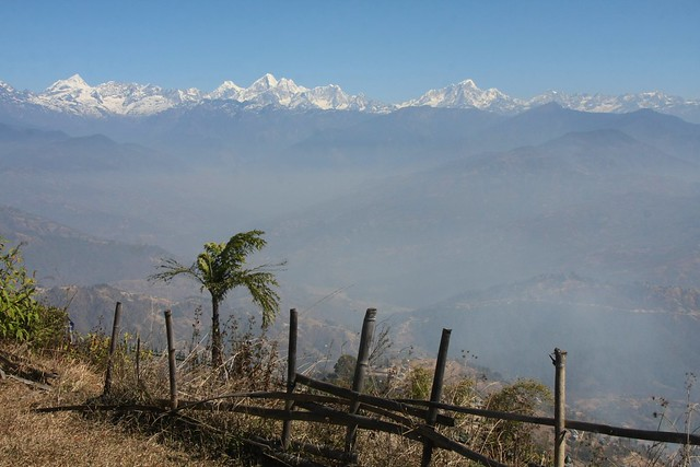 photo of nepal haze