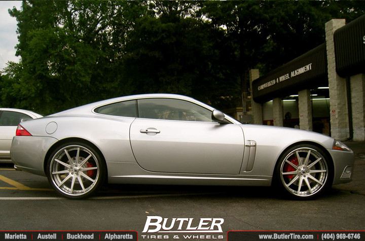 Jaguar xkr with 22in asanti cx 501 wheels additional pictu flickr jaguar xkr with 22in asanti cx 501 wheels by butler tires and wheels publicscrutiny Gallery