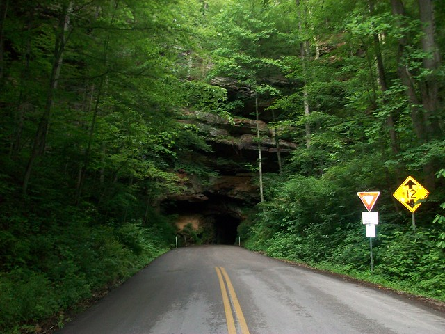 Roads And Bridges >> Nada tunnel, Powell county, Ky. | Flickr - Photo Sharing!
