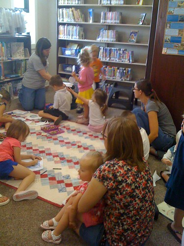 Storytime 2011 | by liberty_hill_public_library