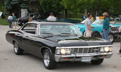 1967 chevrolet impala 4 door hardtop richard spiegelman flickr. Black Bedroom Furniture Sets. Home Design Ideas