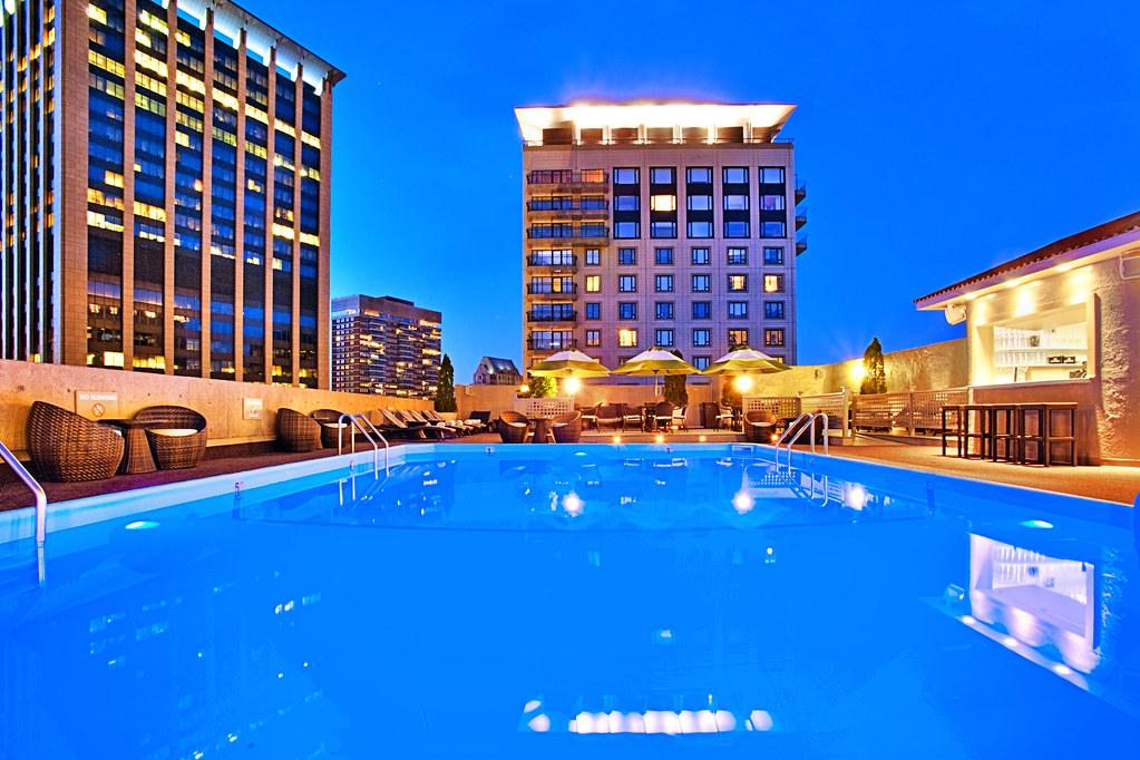 Best Hotel Pool Santa Barbara