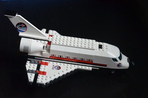 LEGO Space Shuttle | by Chris Devers