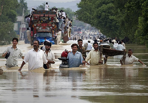 Pakistan Floods 2010