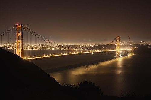 Golden Gate Bridge from Marin Headlines | by cstout21