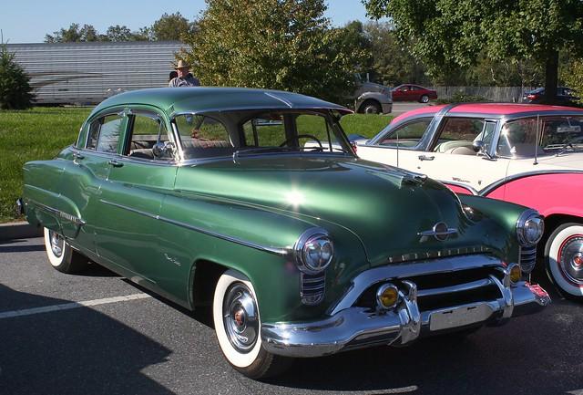 1950 oldsmobile 98 4 door flickr photo sharing for 1950 oldsmobile 4 door