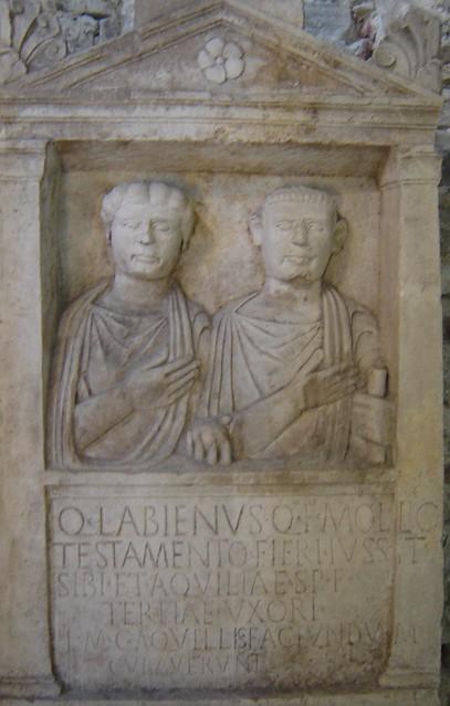 near Pazin, Istria, Croatia, 2nd c AD
