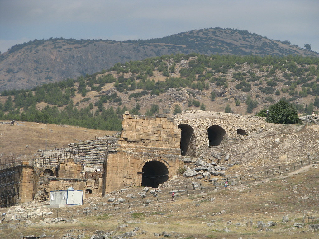 Hierapolis Theater  John Beebe  Flickr