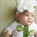 Easy-peasy DIY baby flower costume! | yourwishcake.com