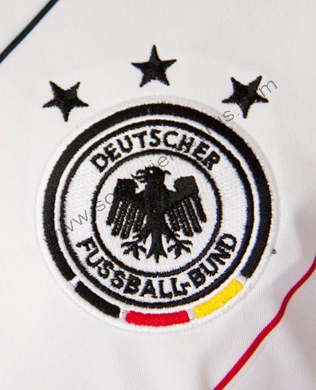 Germany National Team Home Soccer Jersey Football Shir Flickr