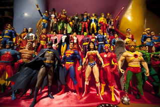 The Toy and Action Figure Museum | by Wired Photostream