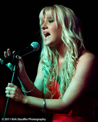 Tiffany Parker @ The White Rabbit, Seattle 11-1-11 | by Kirk Stauffer