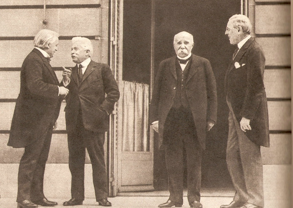 Paris Peace Conference, 1919