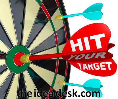 Celebrity dart board game