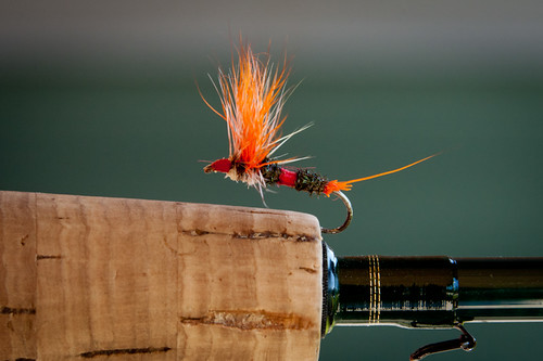 Brookie Fly 1 | by OrvisNews.com