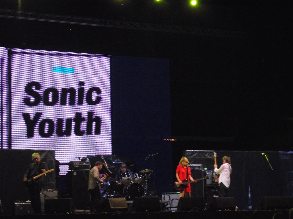 Sonic Youth Pedrohpeu Flickr