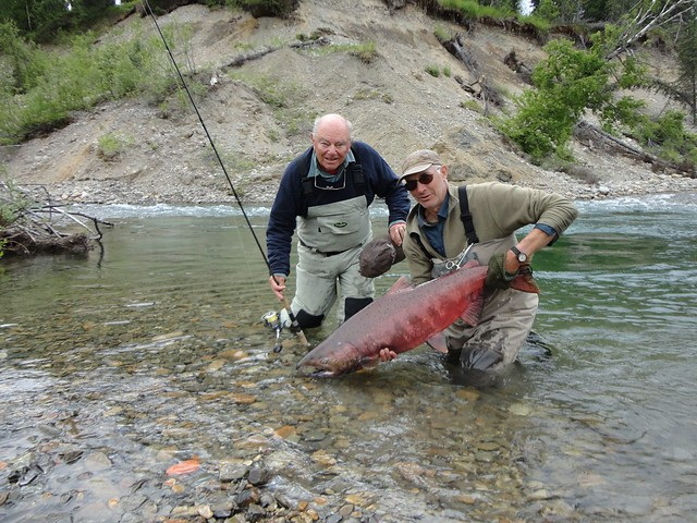 Alaska fishing trips flickr photo sharing for Alaska fishing vacation packages