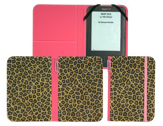 Leopard - Custom Kindle Book Jacket | by caseable
