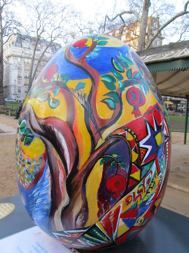 UK - London - Mayfair - Big Egg Hunt - Egg no 148 - My Baku | by JulesFoto