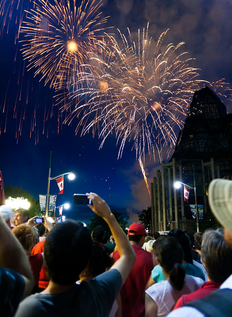 Canada Day Fireworks. Here's what's open and closed in Ottawa for Canada Day.
