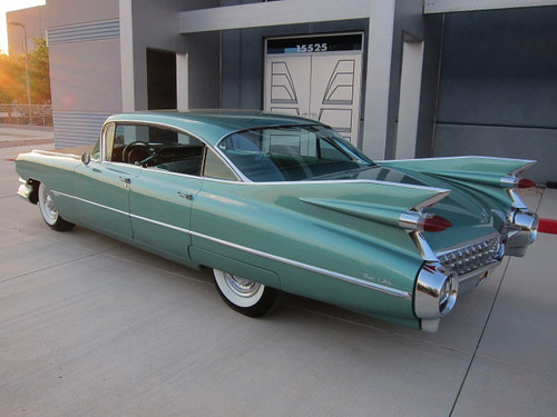 1959 Cadillac Deville Sedan What A Wonderful Piece Of