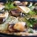 Broccoli and Mushroom Tart