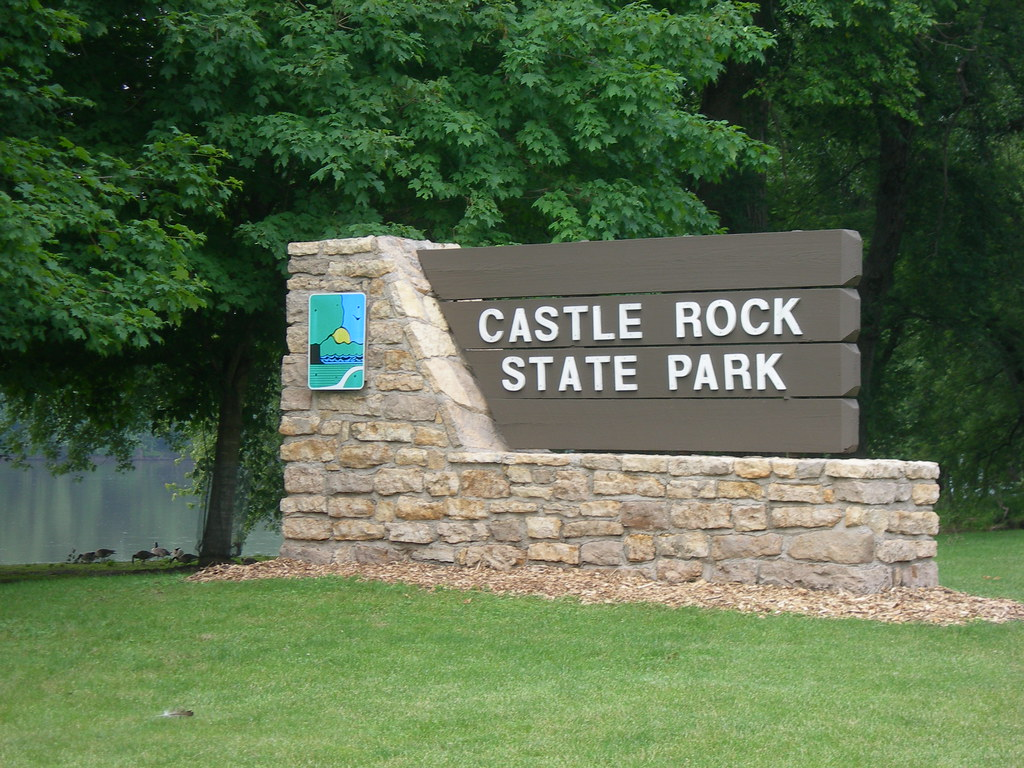 Castle Rock State Park Il Hwy 2 On The Rock River