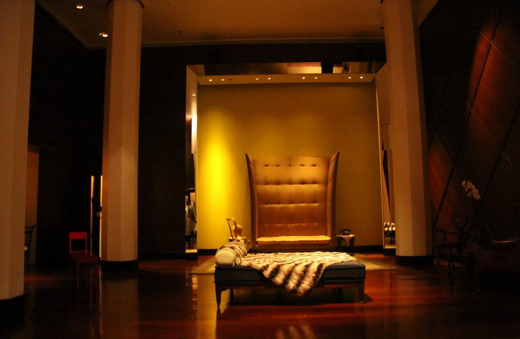 Delano hotel lobby south beach fl chris goldberg flickr for Delano hotel decor