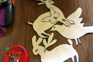 animal stencils | by artsy-crafty babe