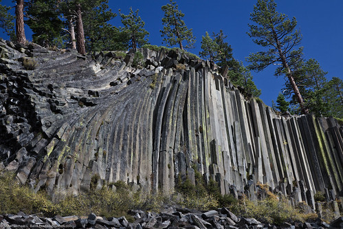 Devils Postpile National Monument U.S. National Park Service | by mikebaird