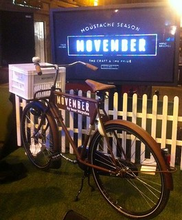 movember bike | by bear bicycles