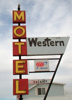 MT, Browning-U.S. 2 Western Motel Neon Sign | by Alan C of Marion,IN