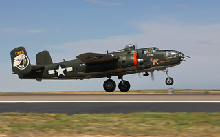 "1945 North American B-25J Mitchell Bomber 44-31385 ""Show Me"" - N345TH, Commemorative Air Force 