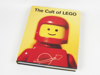 Cult of Lego Front Cover | by 1lenore