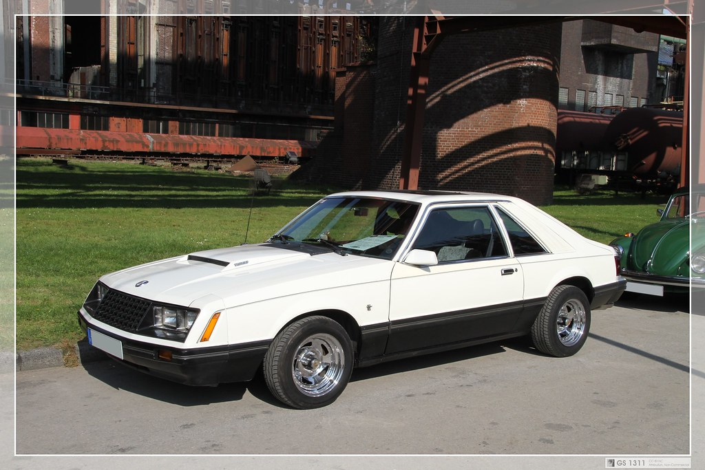 Ford New Car Launch >> 1980 - 1981 Ford Mustang (02) | Join my car pics page on fac… | Flickr