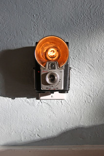Vintage Camera Nightlight - Kodak Brownie Starflash | by jayfish