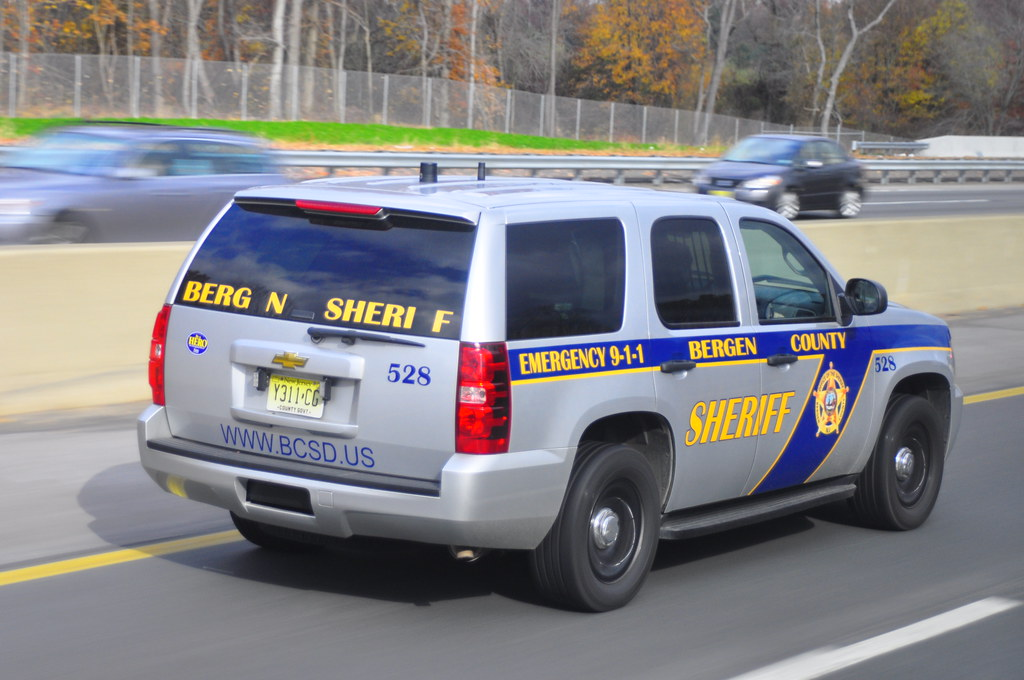 All Car Company >> Bergen County Sheriff Cheverolet Tahoe RMP | Triborough | Flickr