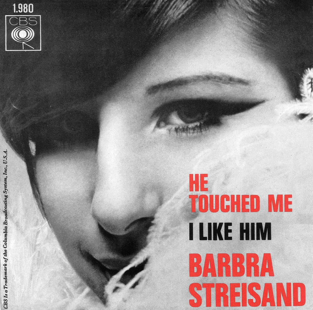 I Like It And Him: Barbra Streisand He Touched Me I Like Him Cover
