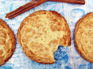 Old-fashioned Snickerdoodles | by CinnamonKitchn