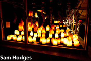Glowing Rock Lights | by sam_hodges