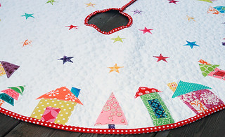 The Hood Tree Skirt Front | by Fresh Lemons : Faith