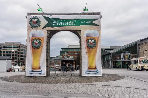 Craft Beer Docklands