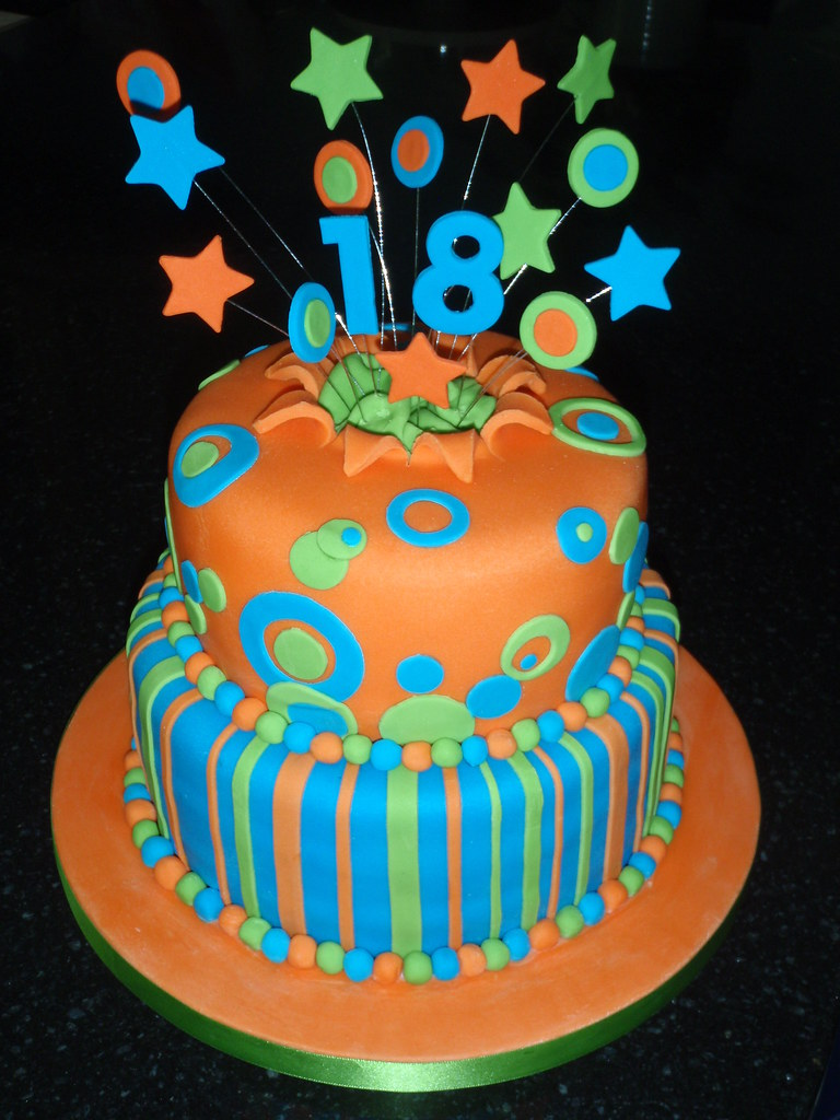 18th Birthday Cake Images For Boy Best Cake 2017