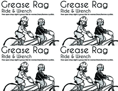 Quarter sheets- Front | by Grease Rag Ride & Wrench