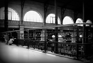 Exploring the chaotic world of the Gare du Nord | by Kalexander2010